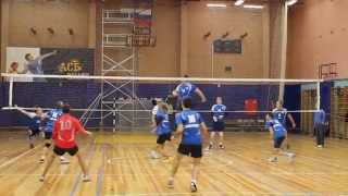 Волейбол СПбГЭУ-Политех 14.03.15
