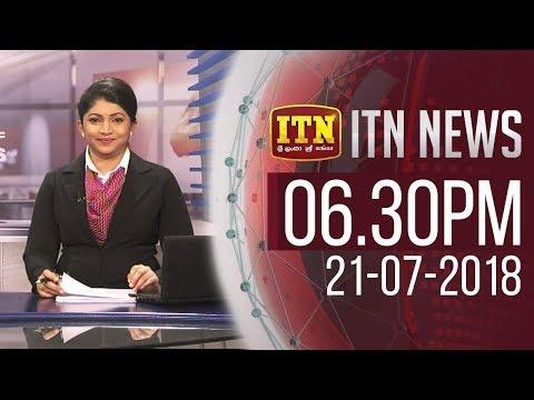 ITN News 2018-07-21 | 06.30 PM