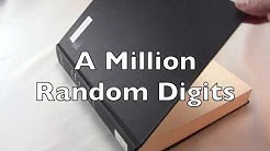A Million Random Digits Review / HowTo