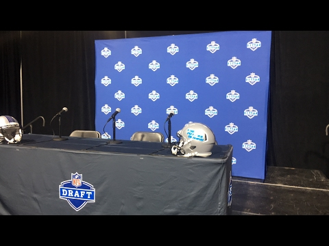 Takkarist Mc Kinley Atlanta Falcons NFL Draft Livestream #NFLDraft