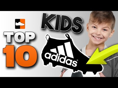 Top 10 Best adidas Boots for Kids! Top Cleats for Children