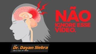 SE VOCÊ SOFRE COM DOR DE CABEÇA NÃO IGNORE ESSE VÍDEO  | Dr Dayan Siebra