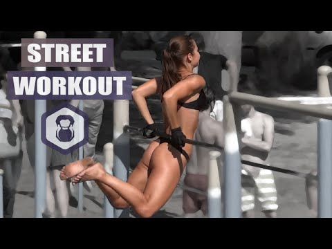 Street Workout Motivation - Summer Fitness Moments