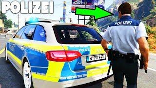 GTA 5 POLIZEI MOD - ACHTUNG POLIZEI - Deutsch - Grand Theft Auto V   LSPDFR