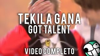 El Tekila gana Got Talent España 2017 (Vídeo Completo)