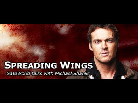 Spreading Wings (Interview with Michael Shanks)