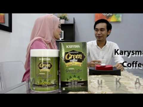 Karysma Green Coffee