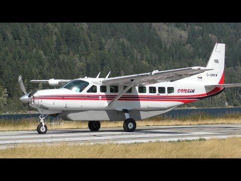 Conair Cessna 208 Grand Caravan Takeoff