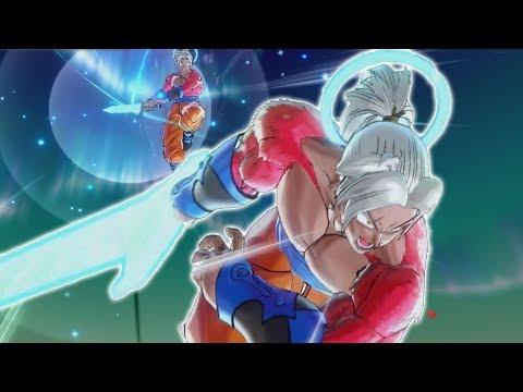 SonTj, Level 99 DIVINE HOPE SLASH GODLY Saiyan Melee & Strike Build! Dragon Ball Xenoverse 2