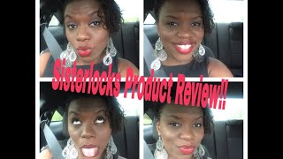 My Sisterlocks Journey: Review  of Sisterlocks Intense Moisture Treatment