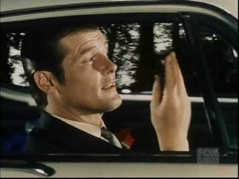 Download Roger Moore 'Debut & Finale Of Simon Templar