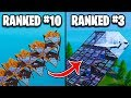 RANKING every Ramp Rush in Fortnite from EASIEST to HARDEST (shocking results)