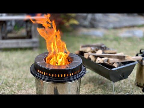 Homemade Wood Gas