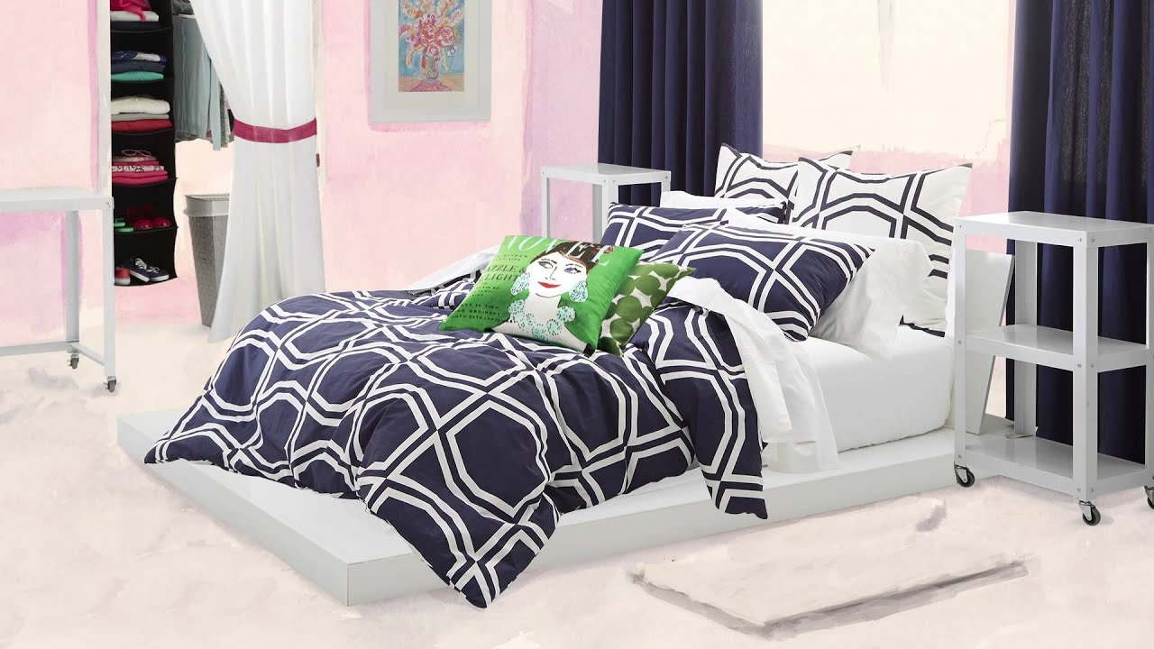 decor diy ur can dorm look ole bedding spade small at on makeover decorating by colors room inspired ideas kate bedroom sorority door best and miss you showcase rooms pink pinterest