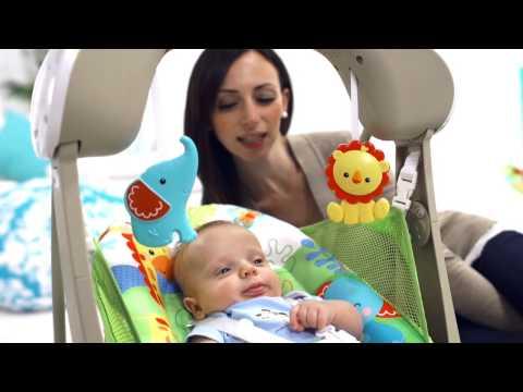 Fisher-Price Babyschaukel Kompakt 2-in-1