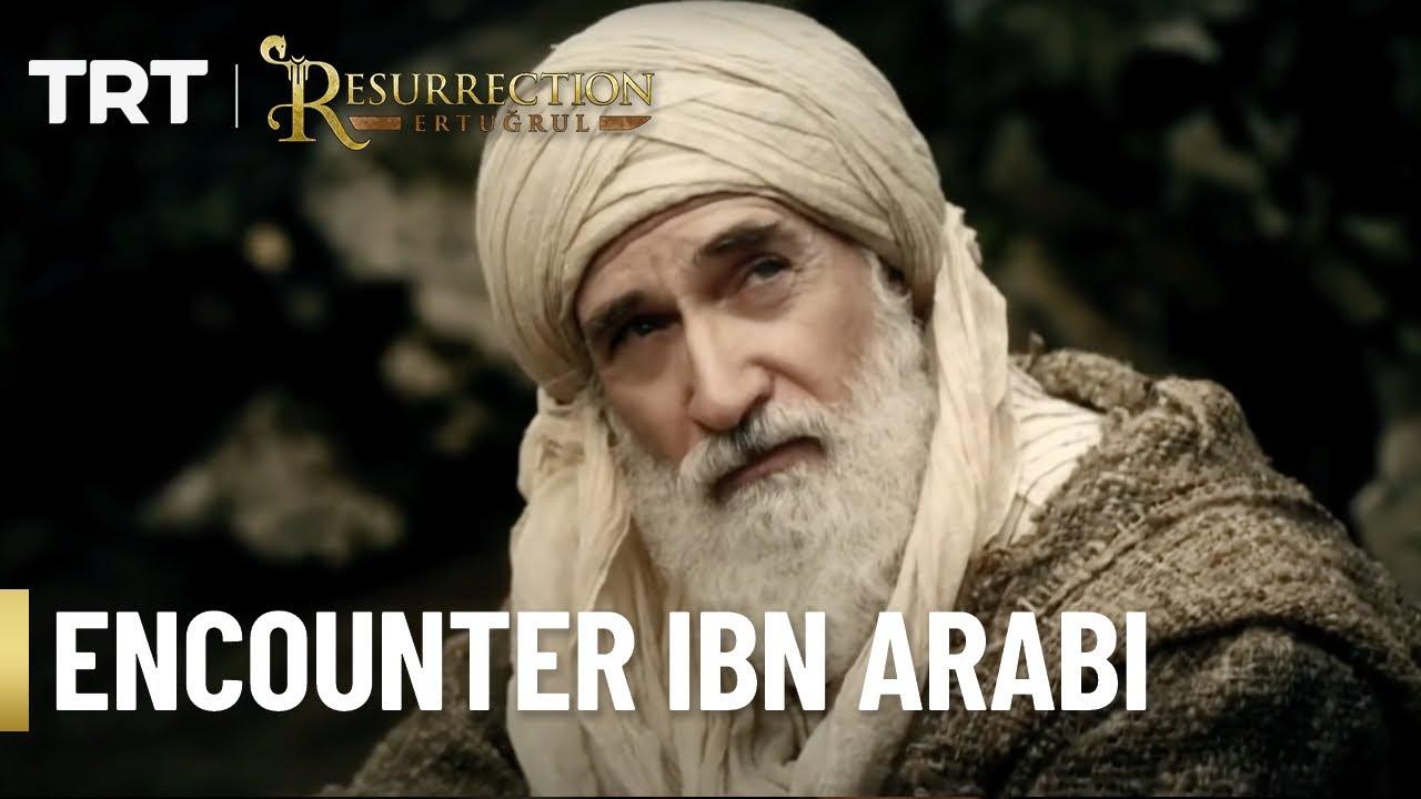 Ertugrul meets Ibn Arabi for the first time - Season 1 (English Subtitles)