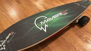 My New Electric Skateboard