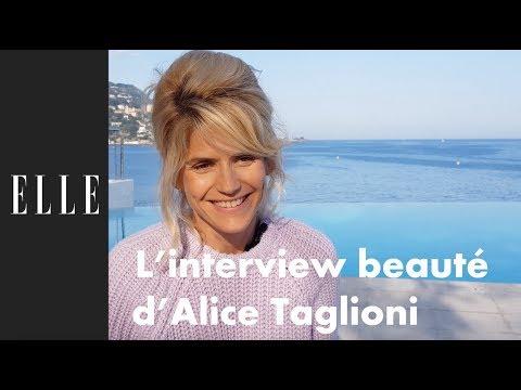 L' beauté d'Alice Taglioni