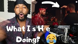 Chris Brown   No Guidance Official Video ft  Drake | Reaction