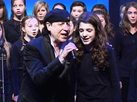Klaus Meine (Scorpions)- Wind of change_Vienna _18.05.2012._CGDC