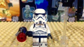 Распаковка игрушек минифигурок серии 2 Звездные войны новые 2015 года