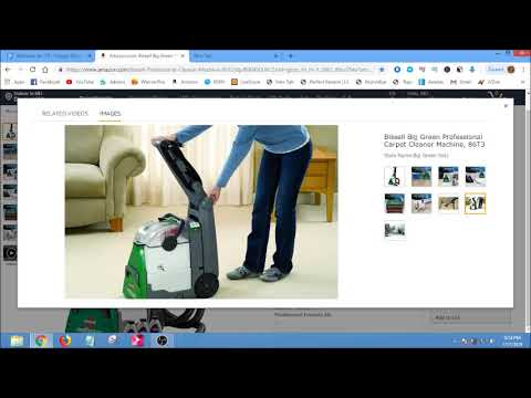 Bissell Big Green Professional Carpet Cleaner Machine Review