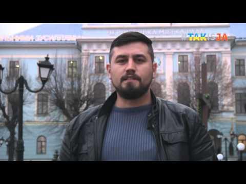 #TAKISJA Mykola Maliy (Chernivtsi)