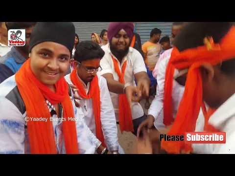 Visarjan Dance 2018 | Durga Pooja 2018 Faizabad | Yaadey Events Media