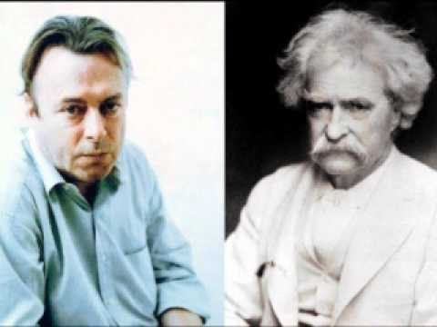 Christopher Hitchens Mark Twain 1 of 2