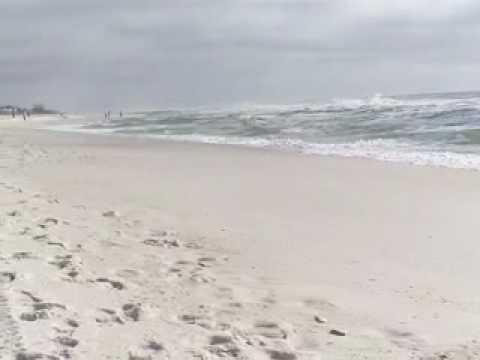 Gods Promise to Abraham Pensacola Beach 123109.MOV