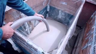 GERTEC: foamed concrete clc technology cellular concrete lightweight concrete