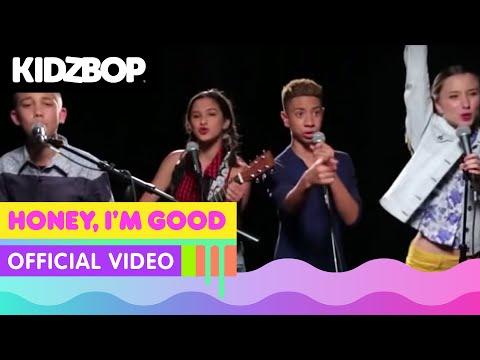 KIDZ BOP Kids - Honey, I'm Good (Official Music Video) [KIDZ BOP 29]