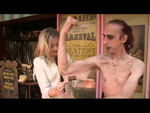 Rubber Man!! Amazing Videos