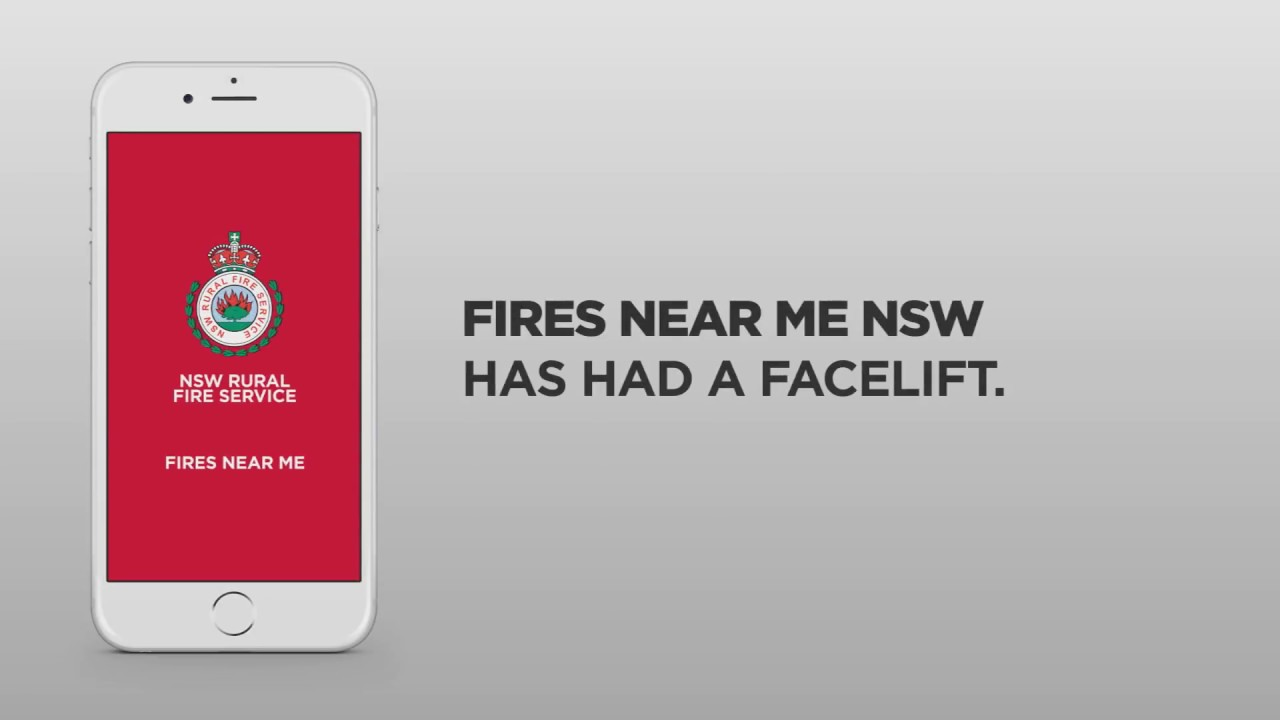 Fires Near Me App Youtube