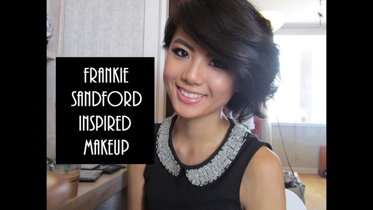 Frankie Sandford Inspired Makeup Tutorial