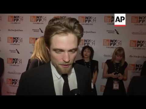 Robert Pattinson - LCOZ - NYFF