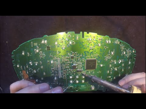 Ford 2006  U0155 lost munication with instrument panel cluster (IPC) control module repair