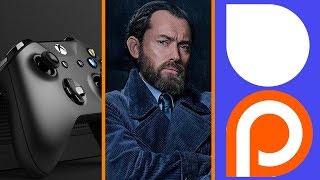 Xbox One X Sneaky SOLD OUT Trick + Meet Sexy Dumbledore + Kickstarter Takes on Patreon - The Know