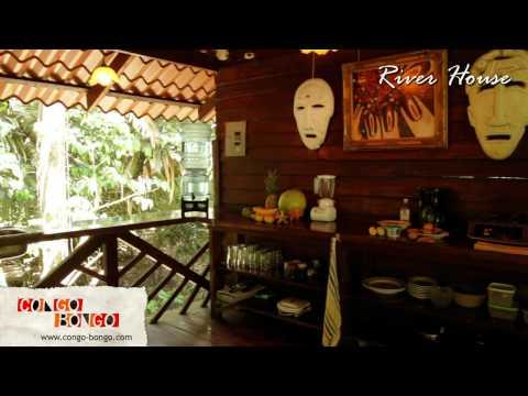 Congo Bongo - River House Manzanillo Beach House Rental Costa Rica