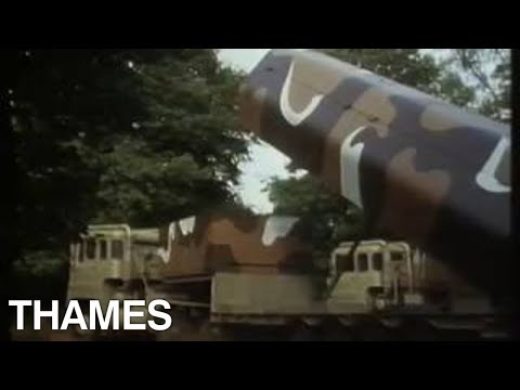Cruise Missiles | Missile Launcher | Greenham Common | TV Eye | 1983