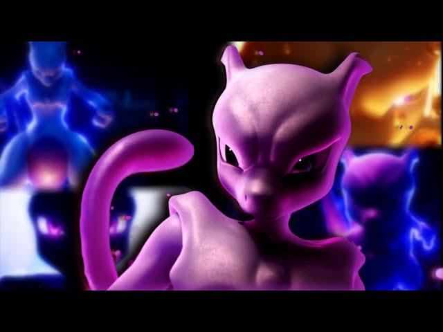 Pokemon Mewtwo Strikes Back Evolution 2019 Ful Movie Hd