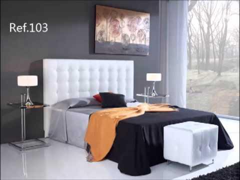 Cabeceros de cama i youtube - Cabeceros de cama 105 ...