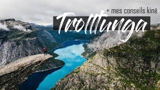 Vidéo : TROLLTUNGA | La plus belle randonnée d'Europe - Norvège