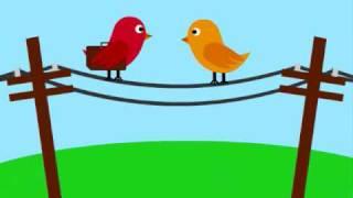 Regina Spektor - Two Birds (animated music video)