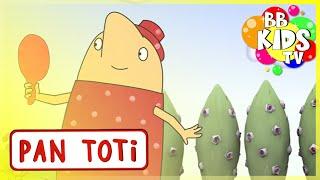 PAN TOTI - Pan Toti i lusterko - Sezon 1 odc. 7 PL