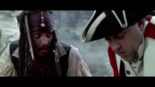 Pirates of the Caribbean - svensk dubbning