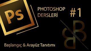 Adobe Photoshop& 39 a İlk Adım PHOTOSHOP DERSLERİ 1