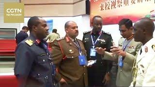Ежегодно в Китай на обучение приезжают 500 иностранных офицеров [Age0+]