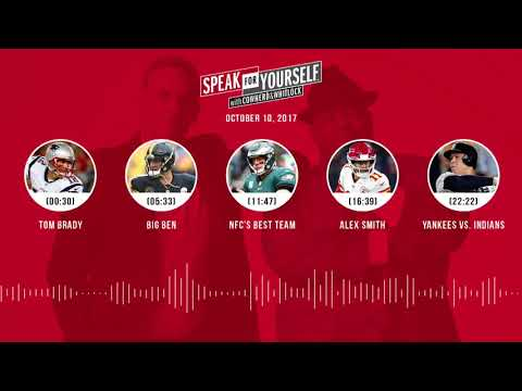 SPEAK FOR YOURSELF Audio Podcast (10.10.17) with Colin Cowherd, Jason Whitlock | SPEAK FOR YOURSELF