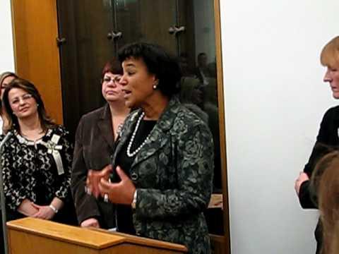 Baroness Scotland speech Association of Turkish women in Britain